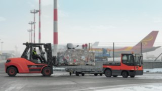 Linde Material Handling a inter airport Europe 2017