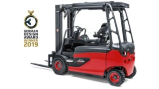 "Linde Roadster vincitore del ""German Design Award 2019"""